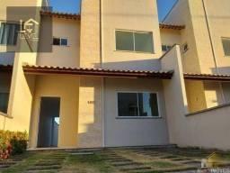 Casa com 3 dormitórios à venda, 104 m² por R$ 300.000,00 - Divineia - Aquiraz/CE