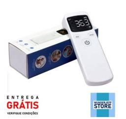 Termômetro infravermelho + Entrega Grátis + Pilhas Grátis + Garantia - Novo