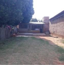 Casa em área de comodato
