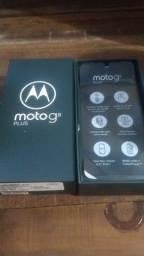 Título do anúncio: Moto G8 PLUS  COMPLETO