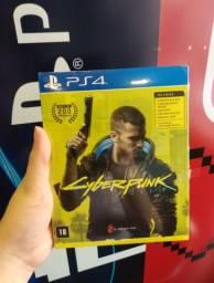 Jogo PS4 e Xbox One Cyberpunk