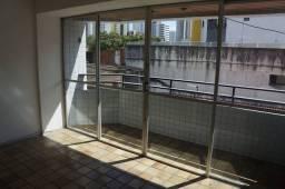 Título do anúncio: Apartamento com 3 dormitórios para alugar, 110 m² por R$ 2.790,00/mês - Madalena - Recife/