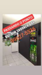 Título do anúncio:  PASSANDO PONTO TODO MONTADO BAR E LANCHONETE