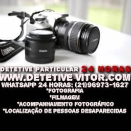 Detetive Particular ¦ Acompanhamento Fotográfico