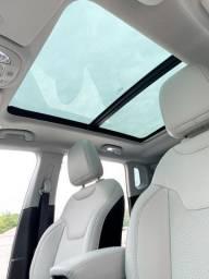 Jeep Compass Diesel 4x4-Teto Solar-Pack Premium-Ski Gray-2019-Super Completo-Único Dono