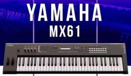 Teclado yamaha mx61 V.2 novo!