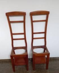 Título do anúncio: Cadeiras sem acento