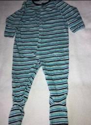 Título do anúncio: Pijama bebê 6-9meses marca Jet Baby