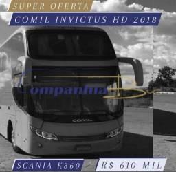 Comil Invictus HD 2018 super oferta