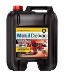 Óleo Mobil Delvac 15w40 Ch4 Super 1400 V2 20 Litros - 45 Mil