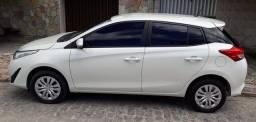 Título do anúncio: Yaris XL Live automático 2020/2020 na garantia Toyota, única dona, 1.816 km rodados