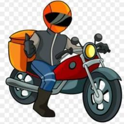 Oportunidades para entregadores de bike e moto em Campo Grande
