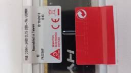Memória hyperx x DDR4 8 GB