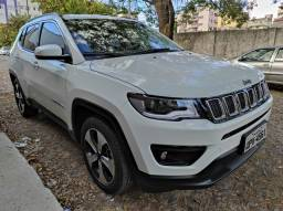 Jeep compass longitude 2018 baixo km