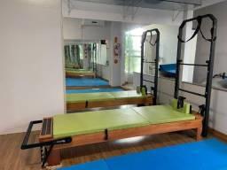 Equipamentos Pilates - Step Chair e Reformer com Torre
