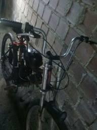 Título do anúncio: Bike motorizada, motor com documento!!