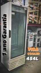 Visa cooler pronta entrega (Alef)