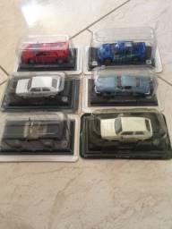 Miniaturas de Coleção Lacradas