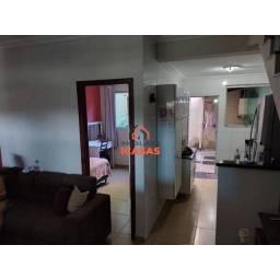Casa para venda possui 100 metros quadrados aproximados - Canaã - 1ª Seção - Ibirité - MG