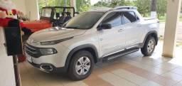 Fiat toro volcano diesel baixa km