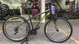 Bicicleta Caloi Velox 21V Aro20