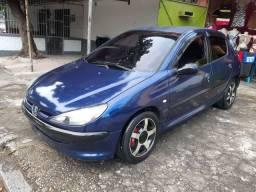 Peugeot 206 1.0 2003 completo