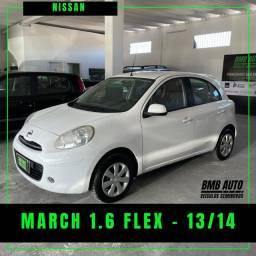 NISSAN MARCH FLEX 1.6 13/14