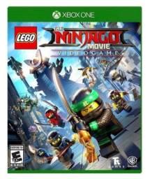 Jogo Lego Ninjago Movie Video Game original R$ 80,00