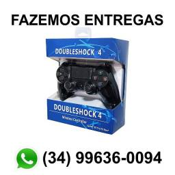 Controle PlayStation 4 Ps4 Sem Fio