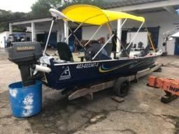 Barco robaleiro