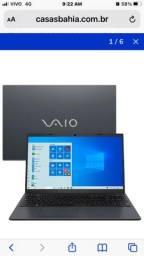 Título do anúncio: Notebook VAIO Core i5-1035G1 8GB 1TB Tela 15.6? Windows 10