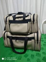 Kit bolsas de viagem