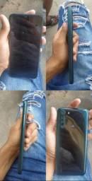 Motorola One Fusion 128GB COM NOTA