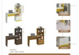 Título do anúncio: Mesa Elisa Home Office - (Novo)