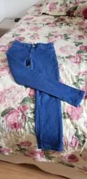 Calça jeans feminina número 38  ( veste 40 )