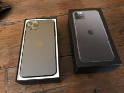 IPhone 11 Pro Max impecável, garantia até Julho