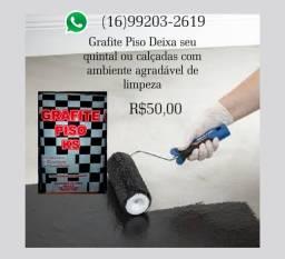 Título do anúncio: Tinta Grafite Piso base solvente