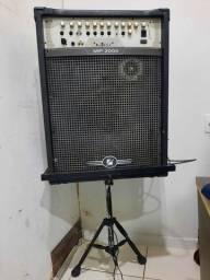 Caixa Amplificada MP 2000