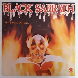 LP Black Sabbatah - The kings of hell