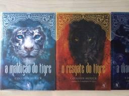 Coleção a Maldição do Tigre - Coleen Houck