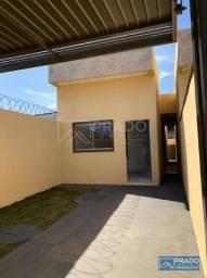 Casa com 2 dormitórios à venda, 80 m² por R$ 168.000,00 - Jardim Itaipu - Goiânia/GO