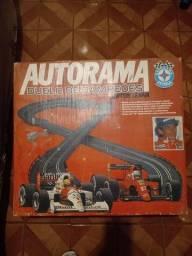 Título do anúncio: autorama duelo de campeões Senna seminovo original