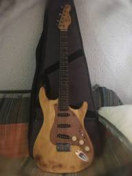 Vendo guitarra Gianini x-Basic