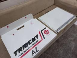 Prancheta para desenho TRIDENT A2