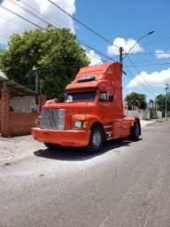 Scania 111 Motor Novo - roda disco na Dianteira