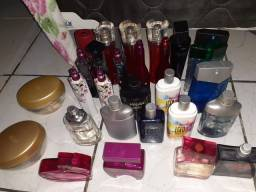 Vendo vidro de perfume vazio natura, boticario e hinode