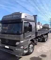 Título do anúncio: Mercedes-Benz atego 2425 2011