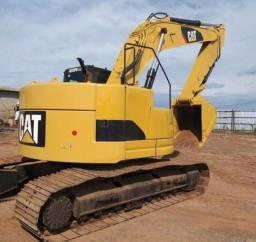 Escavadeira hidraulica Caterpillar 321D
