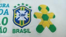 Bolsa maleta da Seleção Brasileira CBF