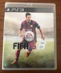 Jogo ps3 FIFA 15 original